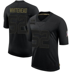 Tahir Whitehead Carolina Panthers Youth Limited 2020 Salute To Service Nike Jersey - Black